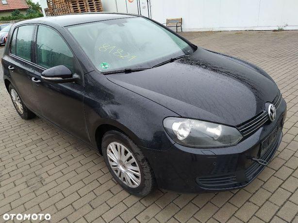 Volkswagen Golf 6 VI Benzyna 5 Drzwi Klima Grzane siedzenia Parktronik Bezwypadkowy!