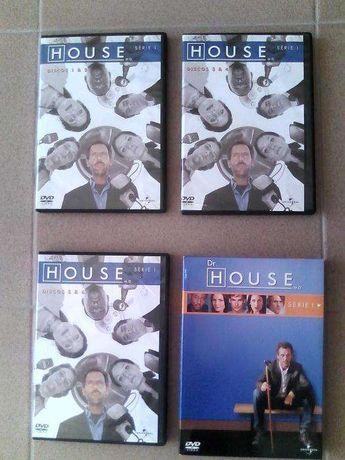 dvd's de séries