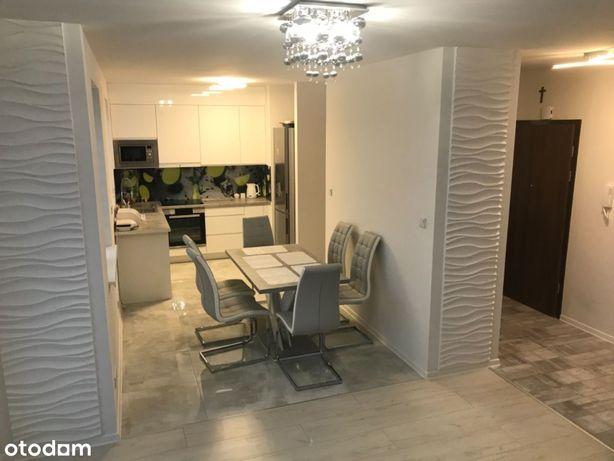 Nowoczesne mieszkanie w nowym bud.55,09m2