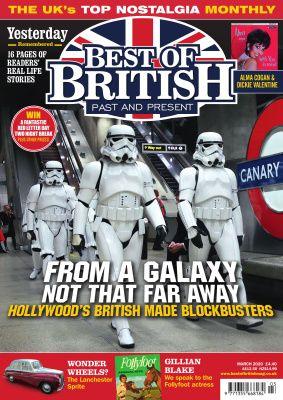 Журнал Best of British для изучающих английский