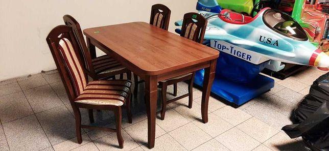 Zestaw stołowy stół i krzesła