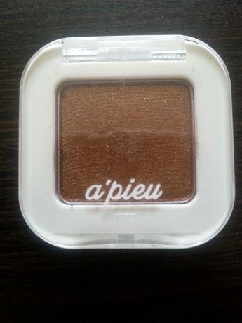 A'Pieu Mineral Mono Shadow Glitter Минеральные глиттерные тени для век