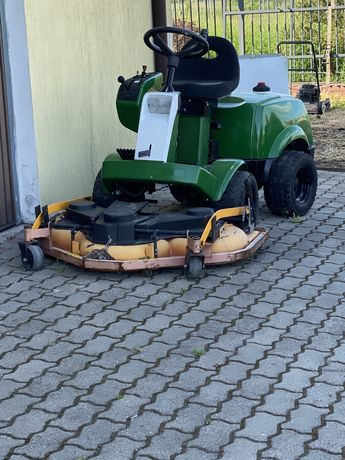Traktorek Kosiarka Viking 18KM zamina na Motor/Skutet