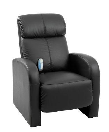 Мягкое кресло+массаж Hovborg