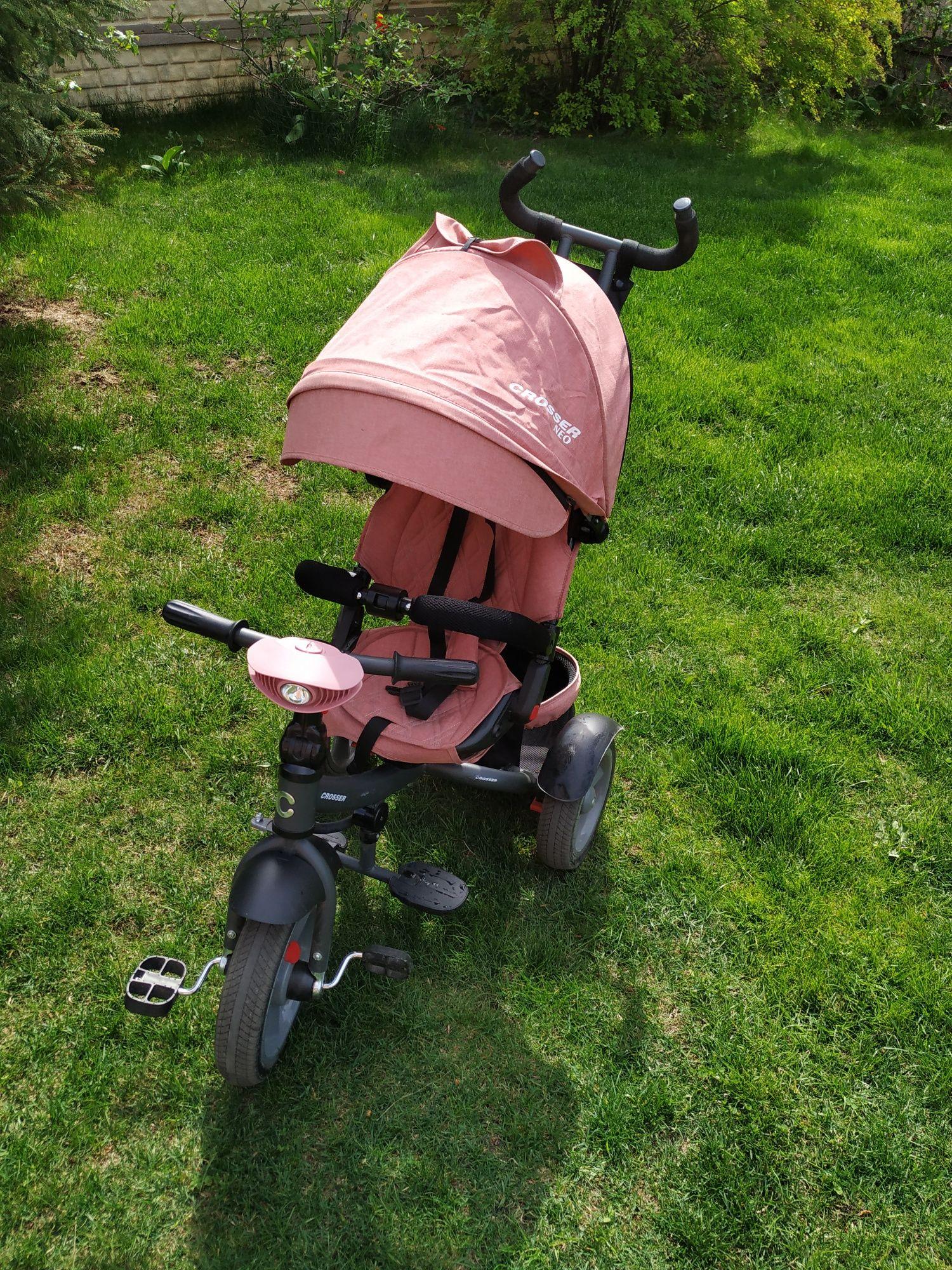 Детский велосипед !
