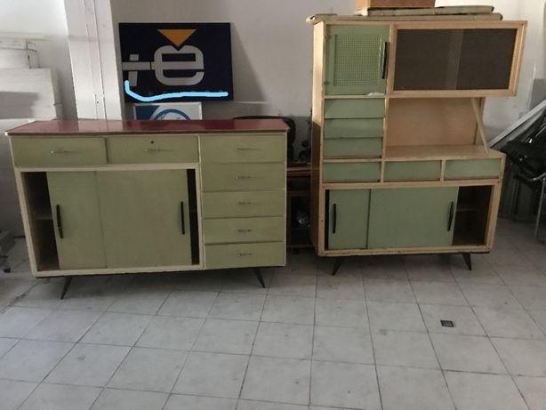 Móveis Cozinha Vintage