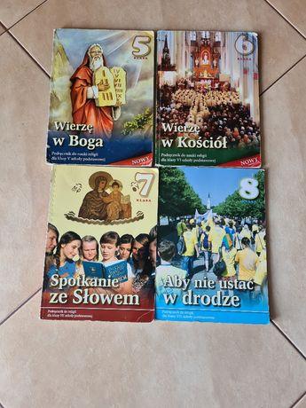 Sprzedam podręczniki do religii