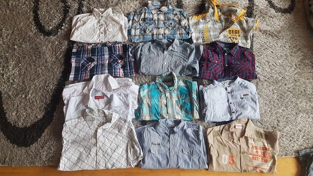 Koszule marynarka Reserved H&M rozm. 128