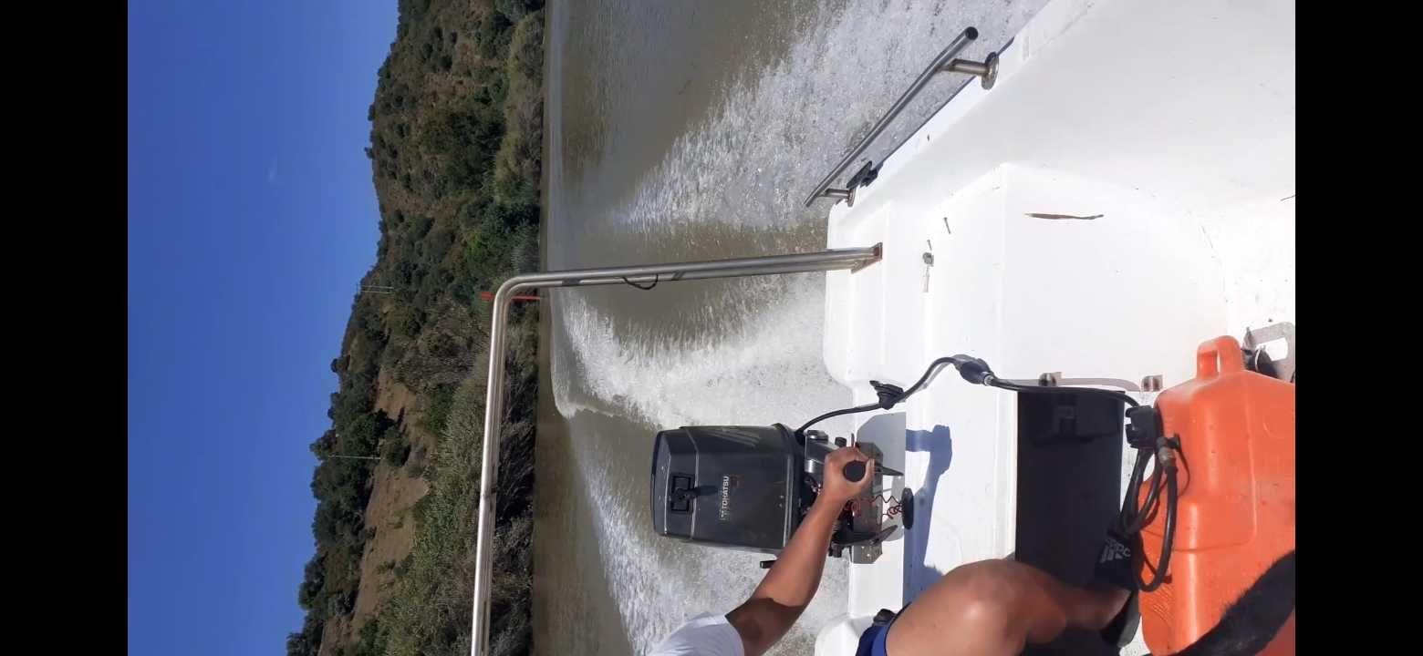 Motor barco TOHATSU 40 2T