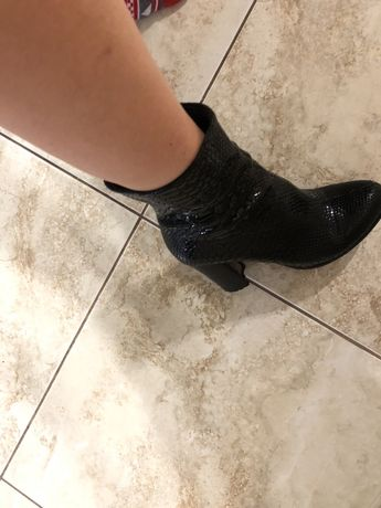 Сапоги ботинки ботильоны Fabio Monelli.