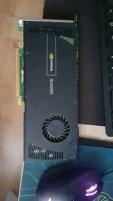nvidia GeForce quadro 4000