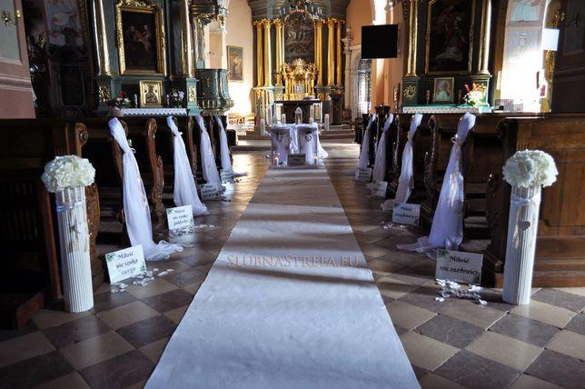 Dekoracja kościoła świętokrzyskie 700zł komplet