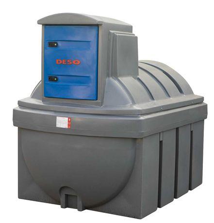 Zbiornik DESO Diesel 2500 litrów K24 NOWY