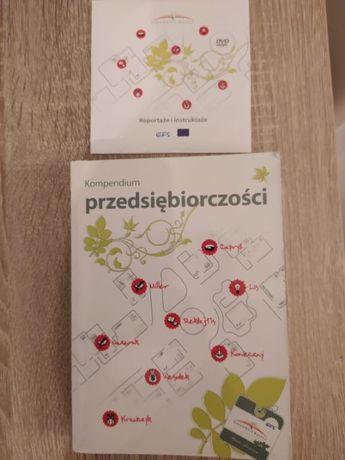 Kompendium przedsiębiorczości. Grzegorz Nowiński. Książka+DVD