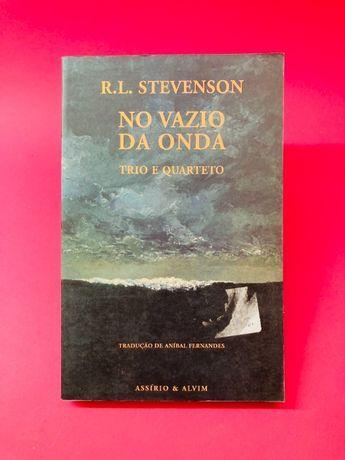 No Vazio da Onda - R. L. Stevenson