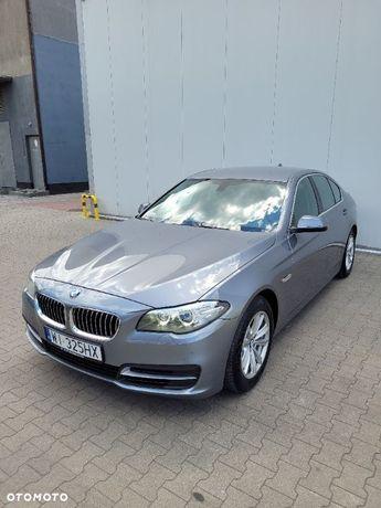 BMW Seria 5 BMW Seria 5 520xd salon pl bezwypadek serwis aso