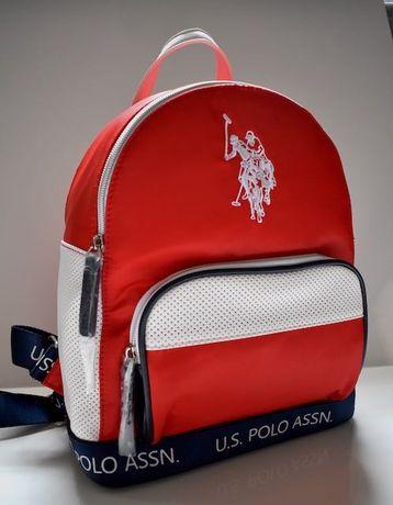 Мини рюкзак брендовый Polo