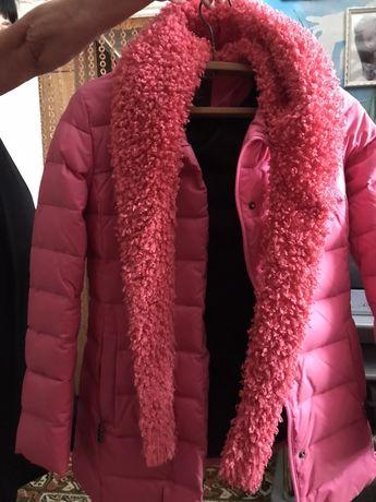 Демисизонная куртка-пальто