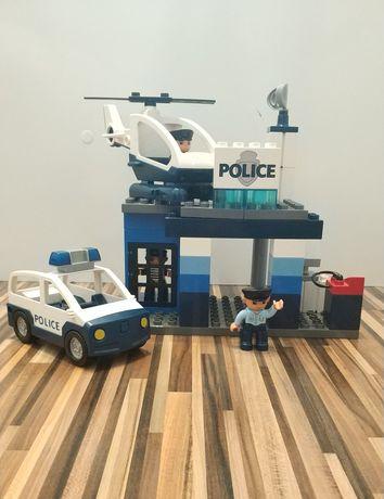Zestaw posterunek policji lego DUPLO