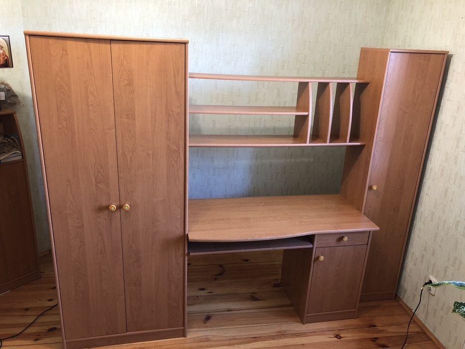 Терміново. Стінка. Мебля для дитячої кімнати. Компютерний стіл Ковель - изображение 1