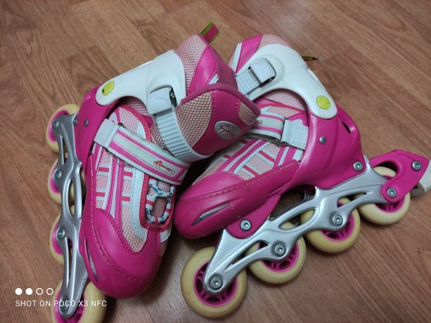 Ролики+коньки Amigo sport