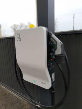 Зарядна станція для електромобіля / зарядная станция wallbox