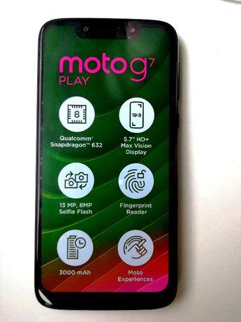 Nowy Smarfon Motorola G7 PLAY