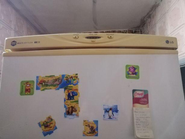 Холодильник LG двух камерный гр.