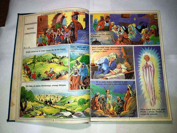 Zestaw: Książka + Komiks – Śladami Boga Zbawcy, Życie Jezusa Chrystusa