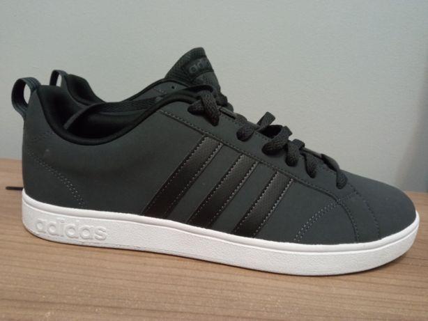 Adidas VS Advantage rozmiar 44 siwe NOWE oryginał buty męskie