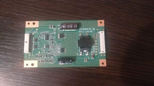 Плата LED-драйвера VDC91802.ZZ REV:0.LOGAH