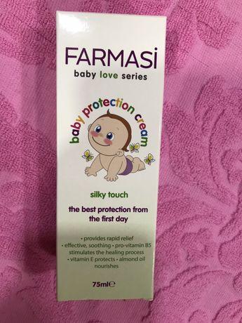 Крем детский под подгузник от опрелостей  Farmasi