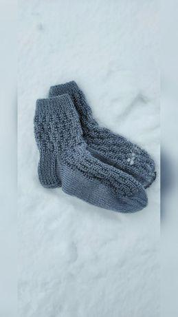 Носки вязаные (ручная работа)