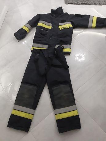 Używany nomex ubranie strażackie specjalne