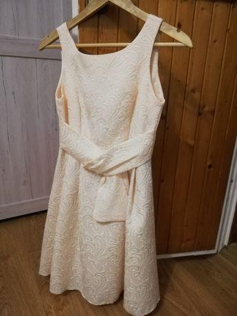 Sukienka wizytowa rozmiar 36 karnawał, studniówka, wesele, chrzciny