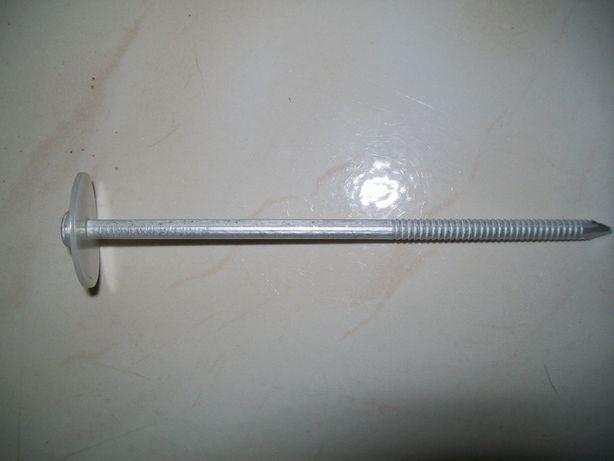 Pregos de alumínio