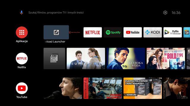 Xiaomi Mi Box S 4K Smart TV Android