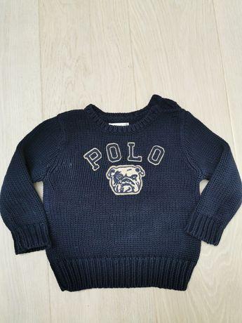 Sweter Polp Ralph Lauren 18 miesięcy