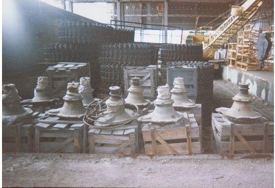 ТРАКИ новые , запасные части к горнопроходческому комбайну КСП-32