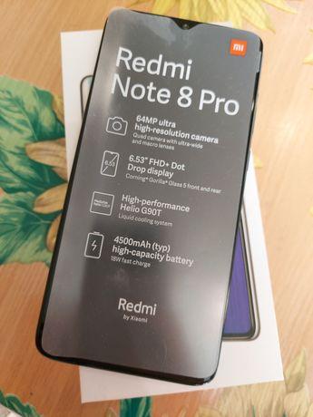 Redmi note 8 pro 6/128 gb, 64mp