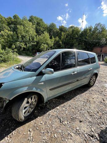 Renault Scenic II  після дтп