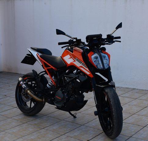 KTM Duke 125 usada