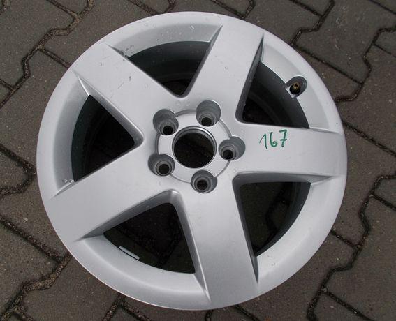 felga aluminiowa 6x15 5x100 ET38 AUDI A2 A3 A4 (167)