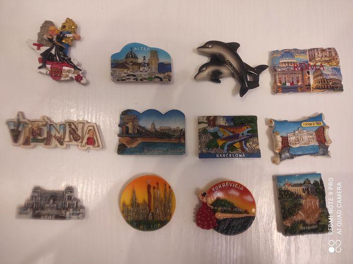 Магниты, магнитики на холодильник, сувениры на холодильник Херсон - изображение 1