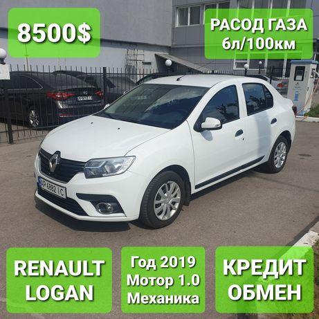 Renault Logan 2019г Состояние нового ( Возможна продажа в кредит )