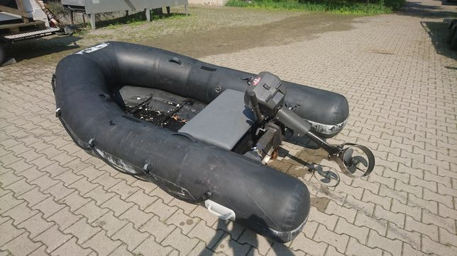 RIB ponton 2,5 metra + Johnson 4km
