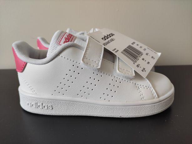 NOWE , Adidas Advantage, rozmiar 25,5