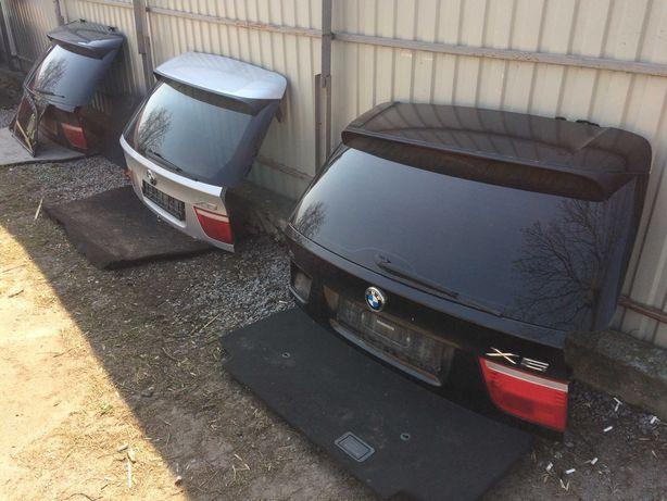 Крышка багажника Ляда BMW X5 X6 E53 E70 E71 E61 F15 Задний борт