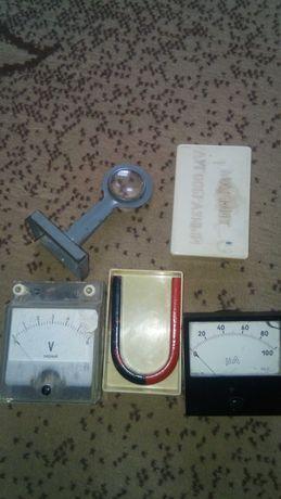 Оборудование для урока физика СССР