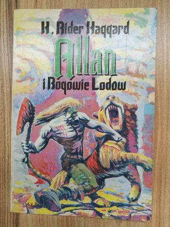 Henry Rider Haggard - Allan i bogowie lodów